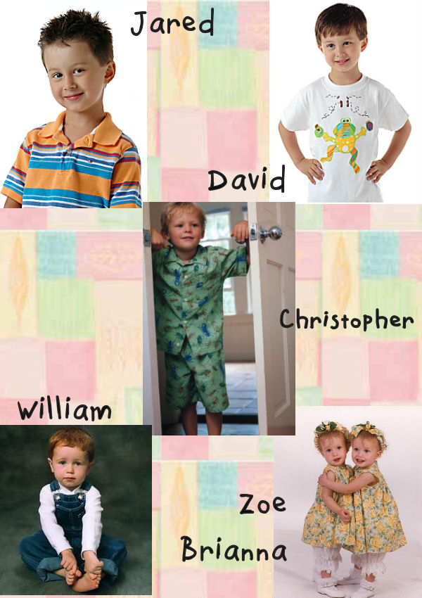 Mulder and Scully's Kids